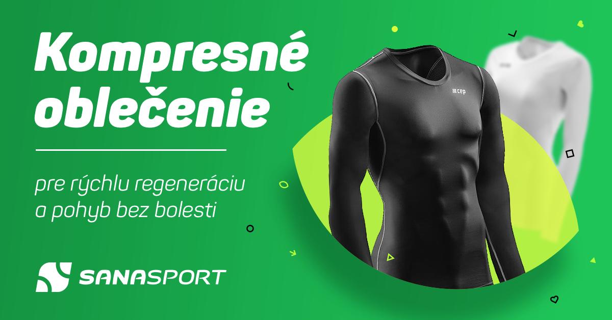 35471a2d8 Pánske kompresné oblečenie | Sanasport.sk