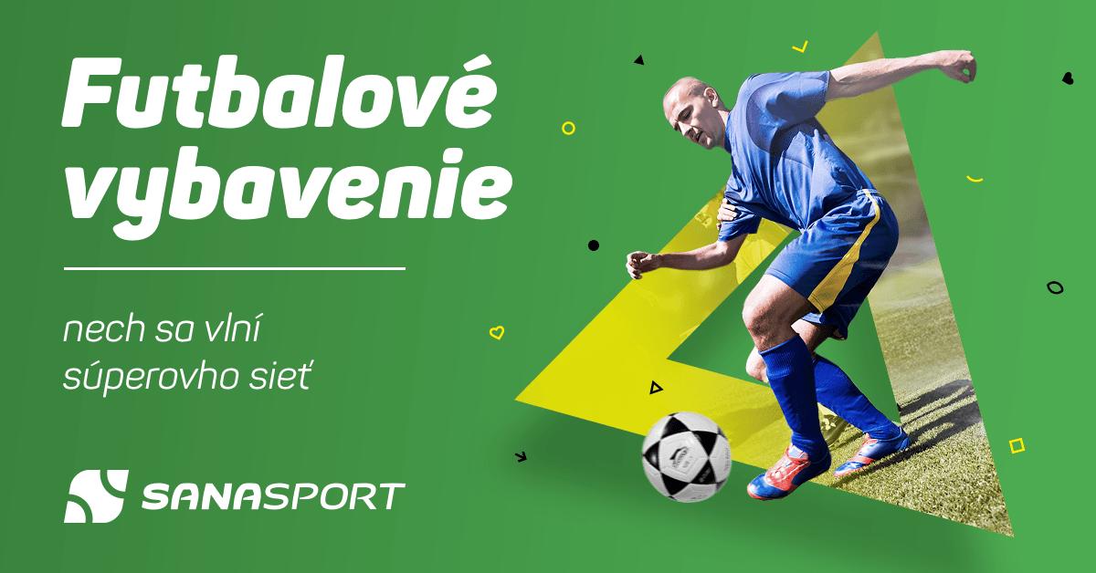 d63809a79 Kopačky a oblečenie na futbal | Sanasport.sk